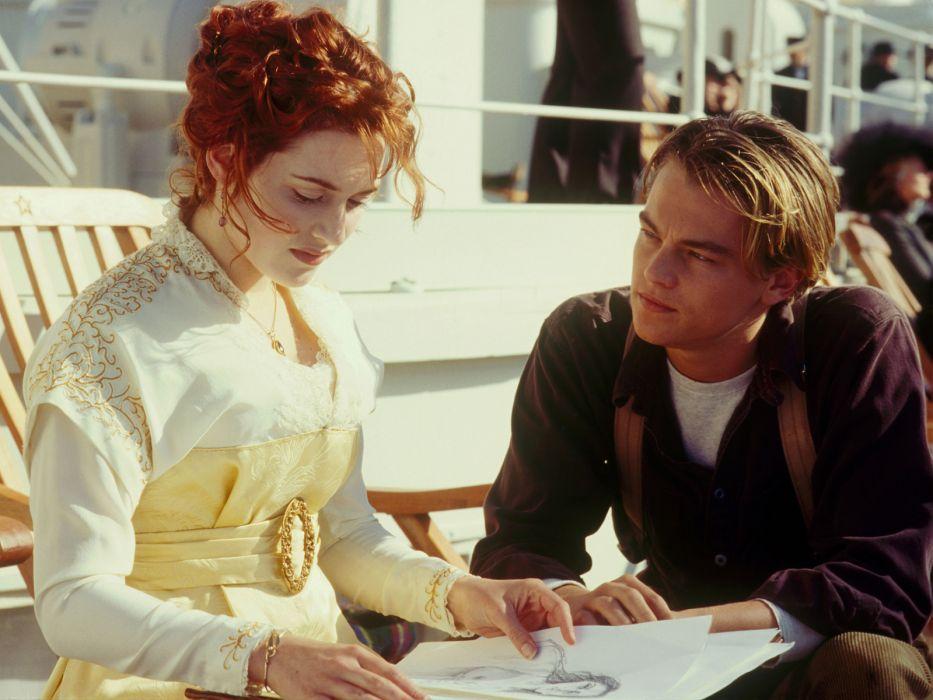 TITANIC disaster drama romance ship boat  g wallpaper