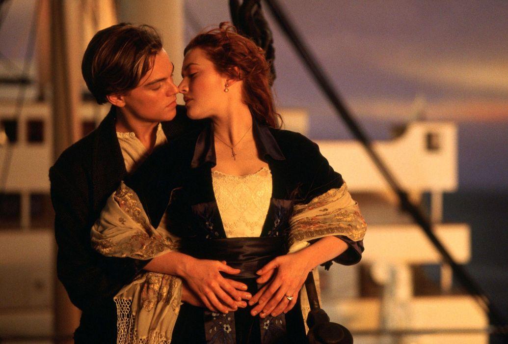 TITANIC disaster drama romance ship boat mood         r wallpaper