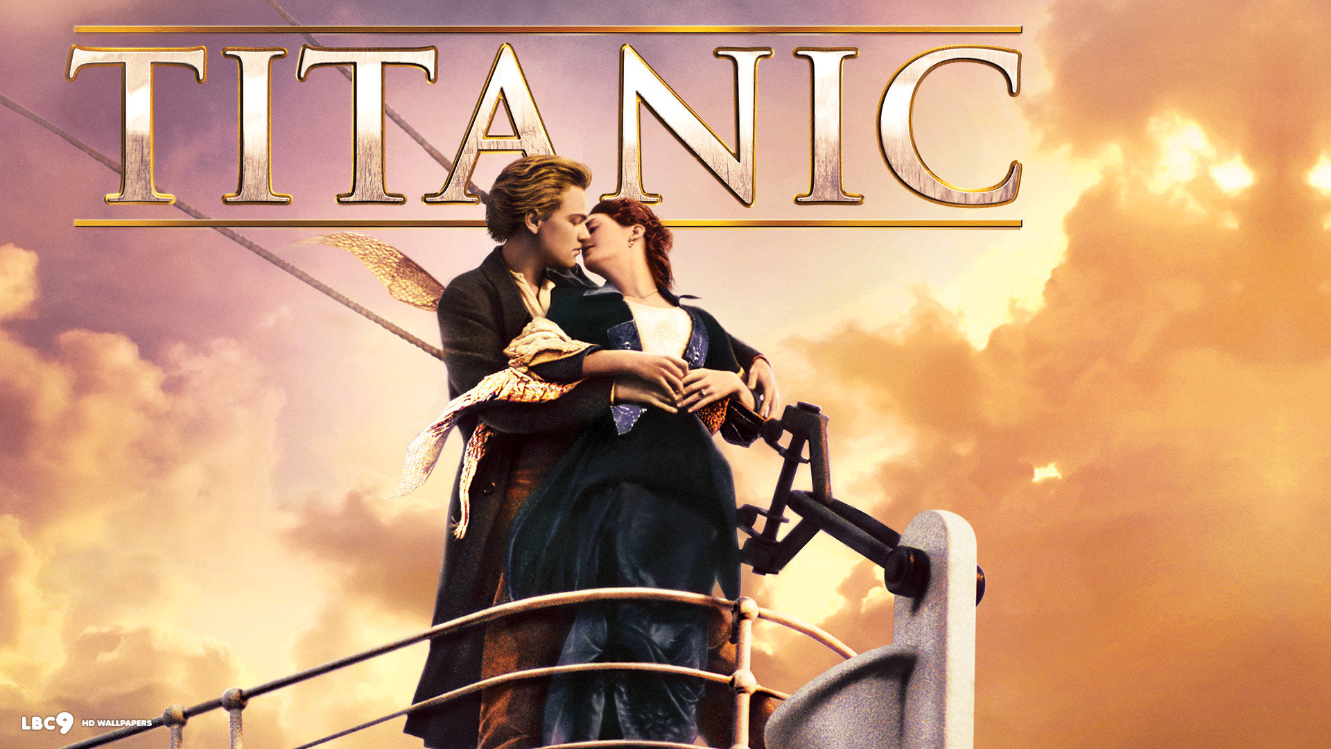 TITANIc disaster drama romance ship boat mood poster d wallpaper 1920x1080 202810 WallpaperUP