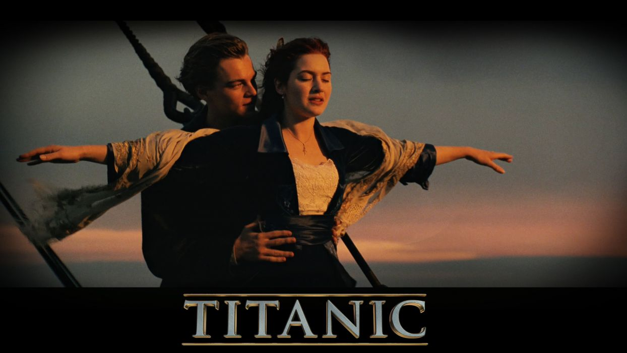 TITANIC disaster drama romance ship boat mood poster   gd wallpaper