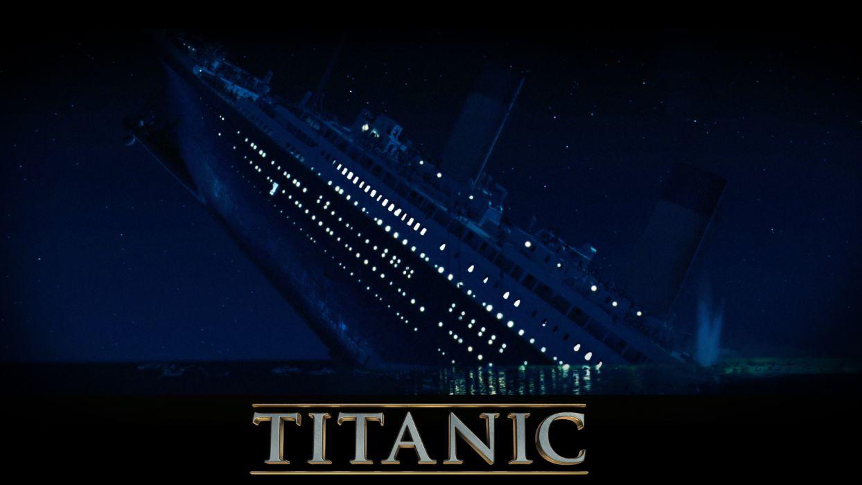 TITANIC disaster drama romance ship boat poster     gt wallpaper