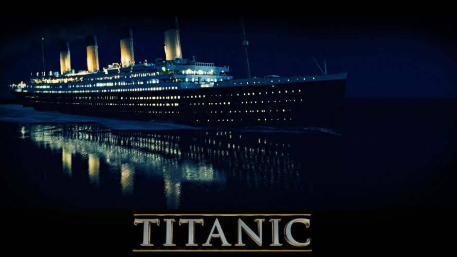 TITANIC disaster drama romance ship boat poster gs wallpaper