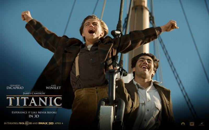 TITANIC disaster drama romance ship boat poster gj wallpaper