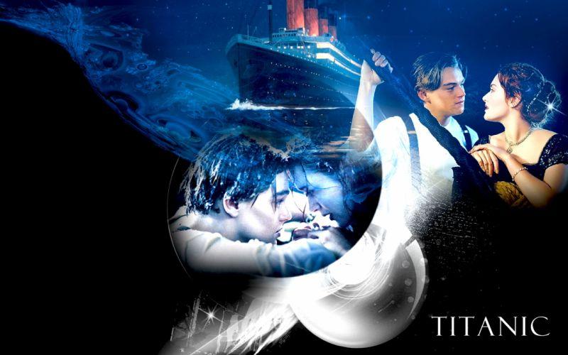TITANIC disaster drama romance ship boat poster gw wallpaper