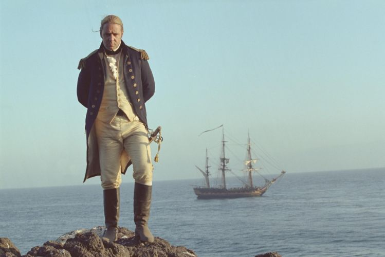 MASTER AND COMMANDER Action Adventure Drama War ship boat j wallpaper