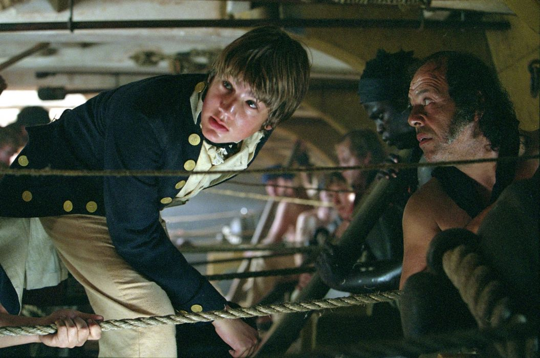 MASTER AND COMMANDER Action Adventure Drama War ship boat  t wallpaper