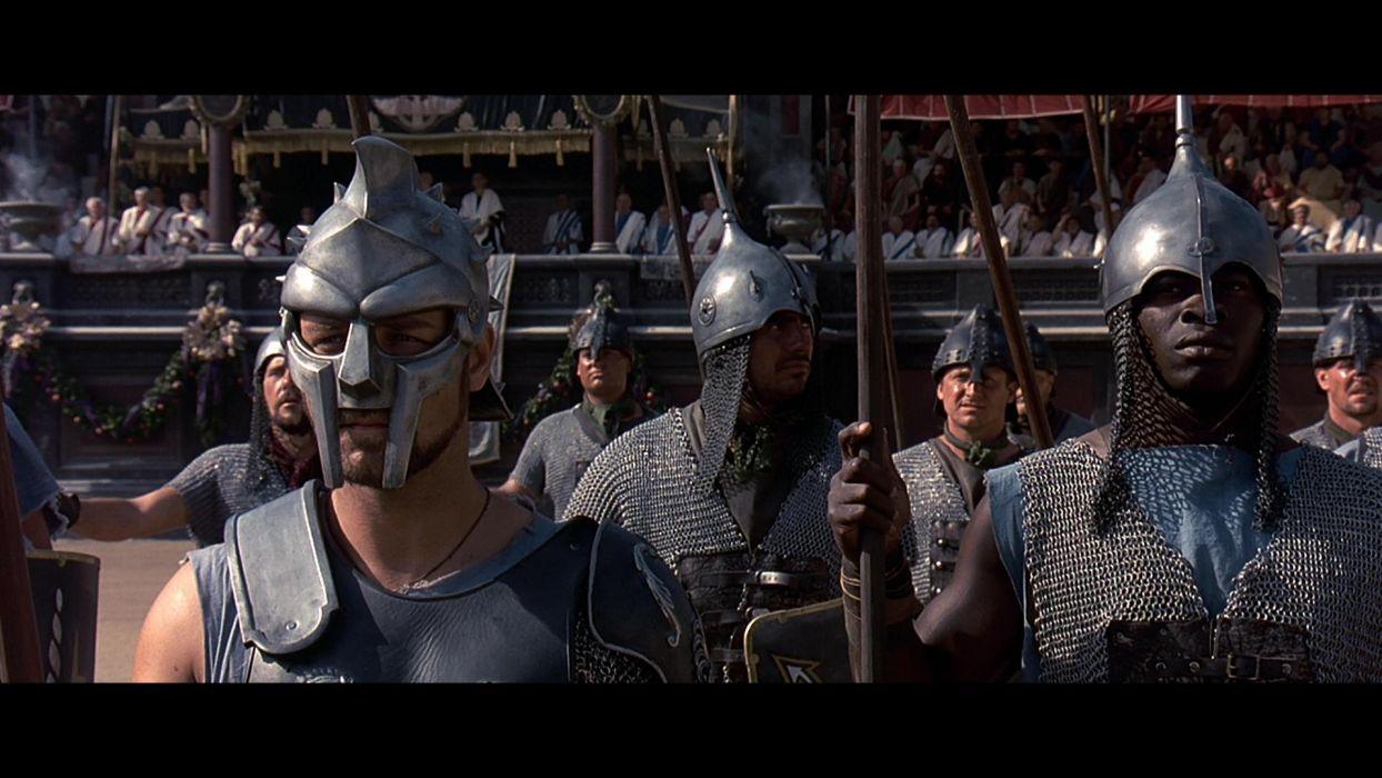 GLADIATOR Action Adventure Drama History warrior armor    h wallpaper