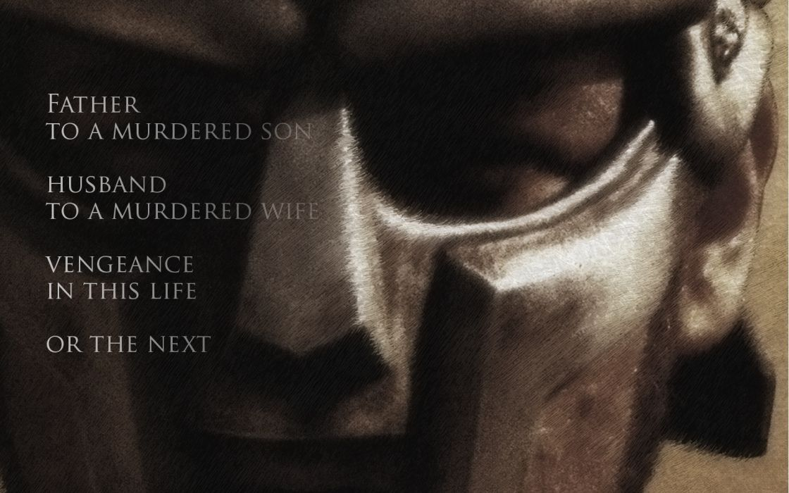 GLADIATOR Action Adventure Drama History warrior armor mask poster      f wallpaper