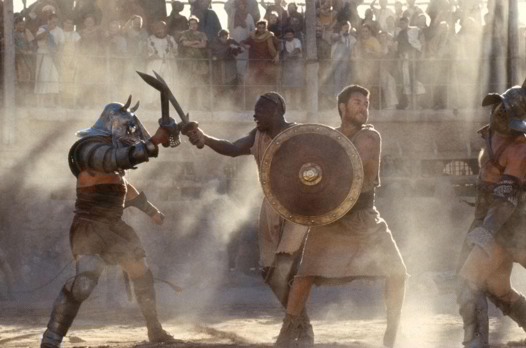 GLADIATOR Action Adventure Drama History warrior battle blood   y wallpaper