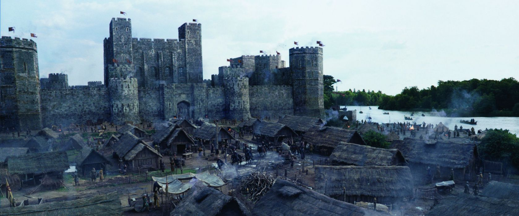 ROBIN-HOOD Action Adventure Drama robin hood fantasy castle city      h wallpaper