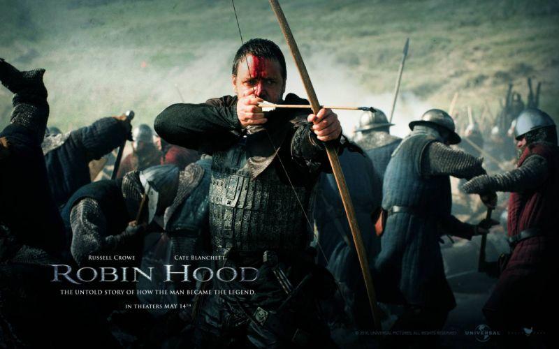 ROBIN-HOOD Action Adventure Drama robin hood poster h wallpaper