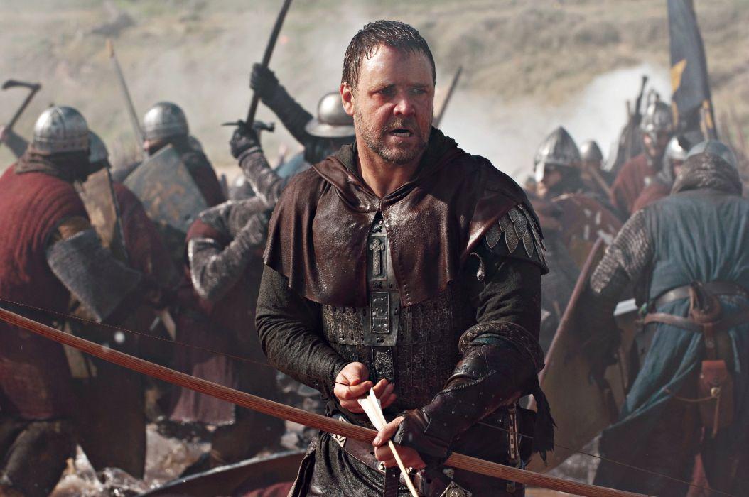 ROBIN-HOOD Action Adventure Drama robin hood warrior archer battle     te wallpaper