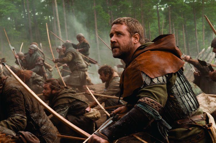 ROBIN-HOOD Action Adventure Drama robin hood warrior archer battle f wallpaper