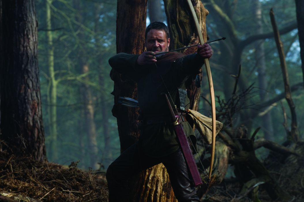 ROBIN-HOOD Action Adventure Drama robin hood warrior archer battle forest     h wallpaper