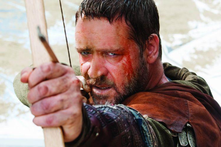 ROBIN-HOOD Action Adventure Drama robin hood warrior archer battle blood f wallpaper