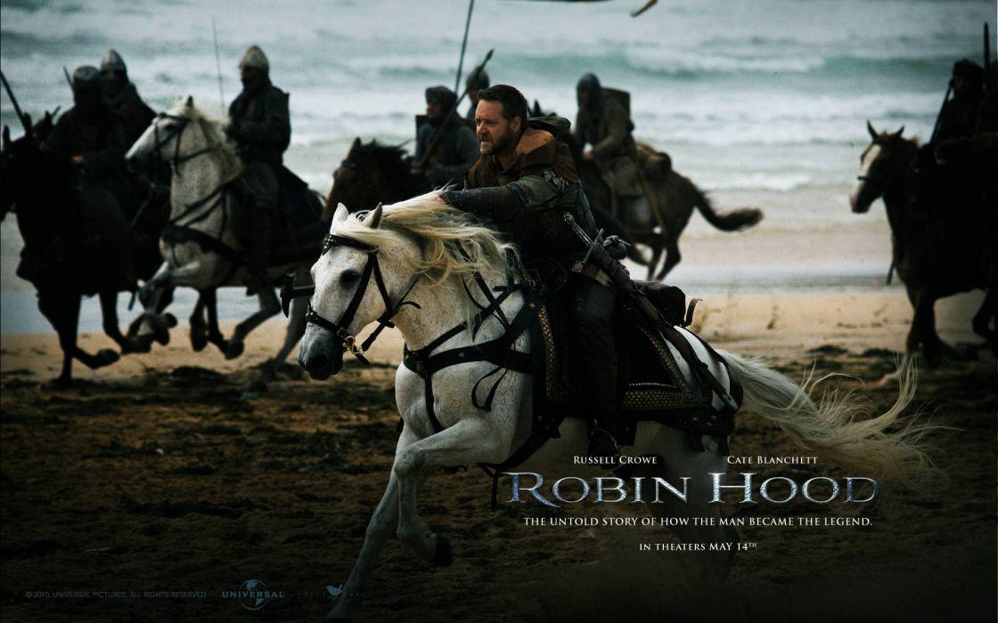 ROBIN-HOOD Action Adventure Drama robin hood warrior poster        h wallpaper