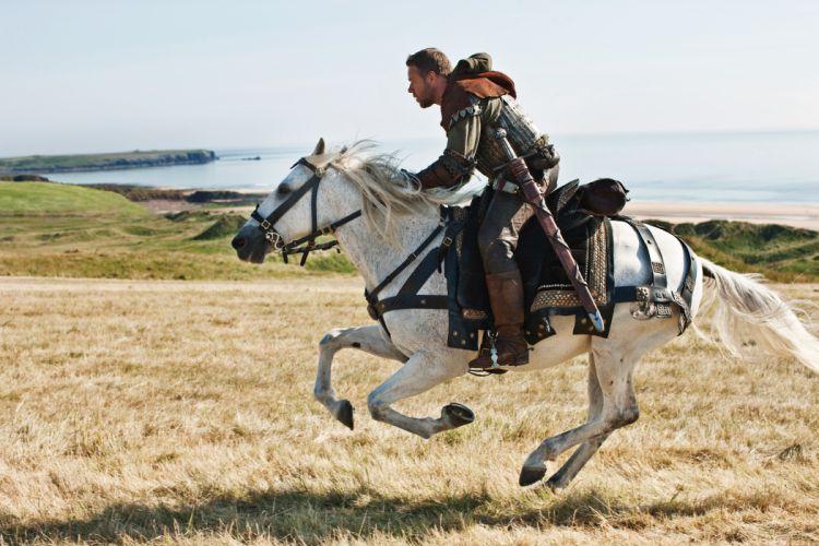 ROBIN-HOOD Action Adventure Drama robin hood warrior horse g wallpaper