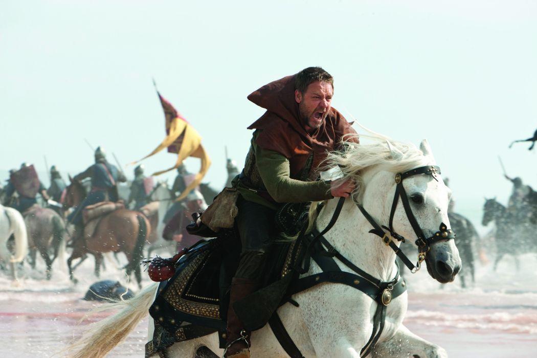 ROBIN-HOOD Action Adventure Drama robin hood warrior horse   t wallpaper