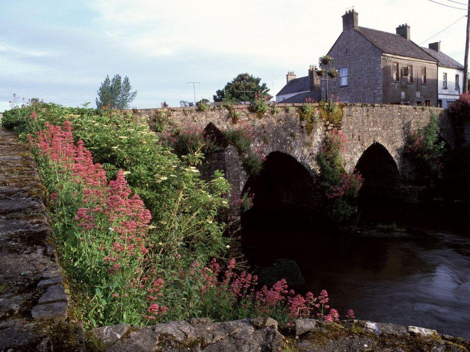 landscapes Ireland wallpaper
