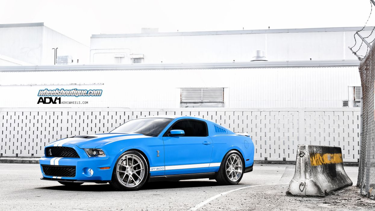 Ford Mustang Shelby Cobra ADV 1 Ford Mustang Shelby GT 500 wallpaper