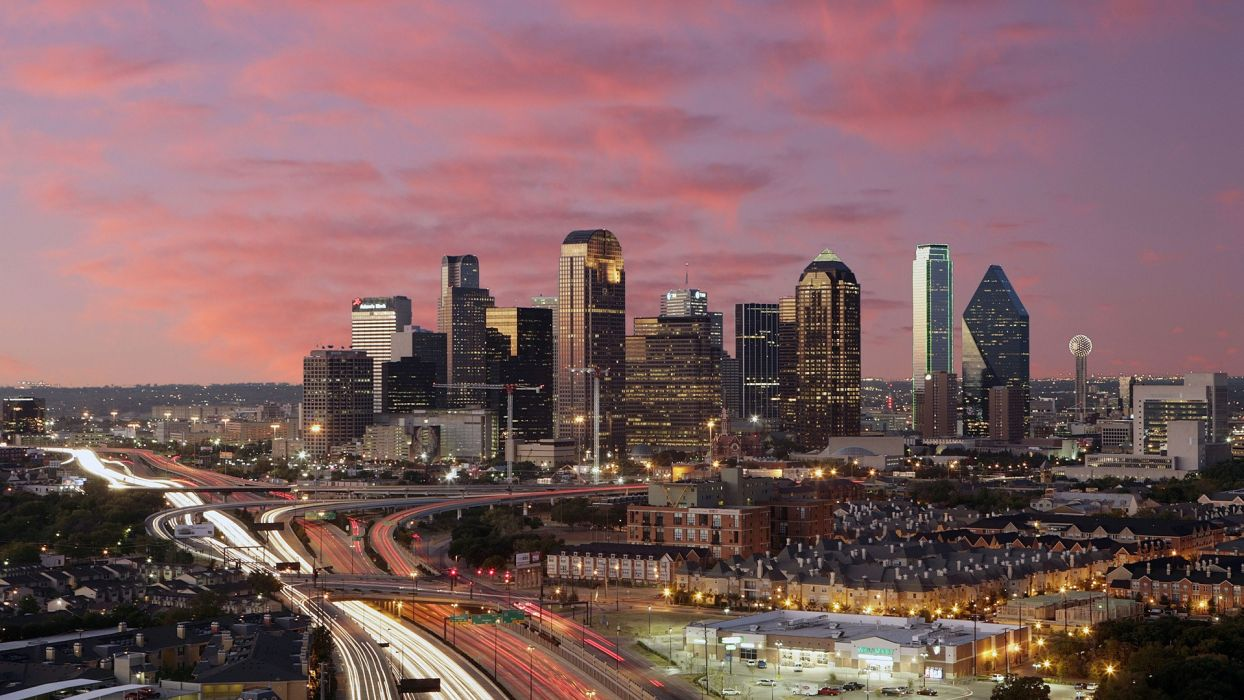 dawn Texas Dallas wallpaper