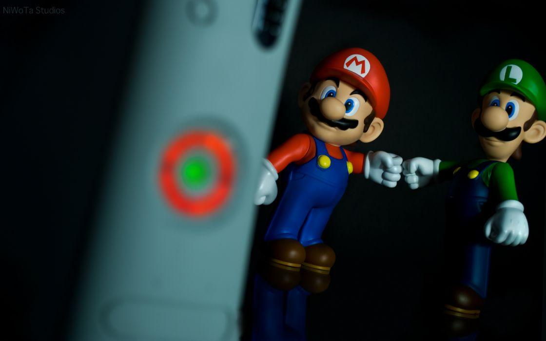 death red ring Xbox Super Mario Microsoft wallpaper