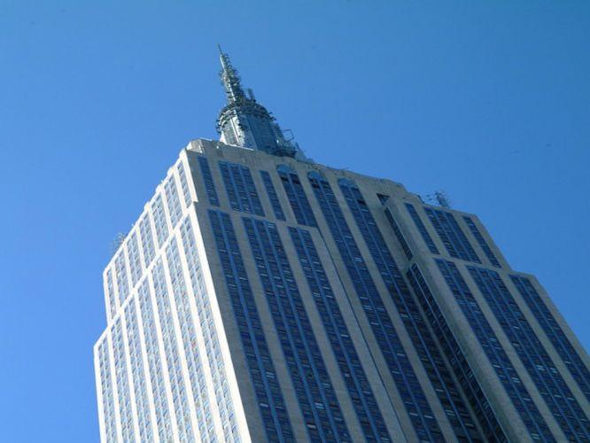 architecture Empire State Building wallpaper