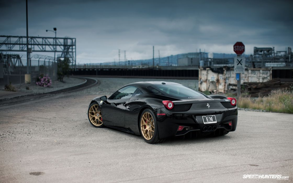 Cars Ferrari Vehicles 458 Italia Wallpaper