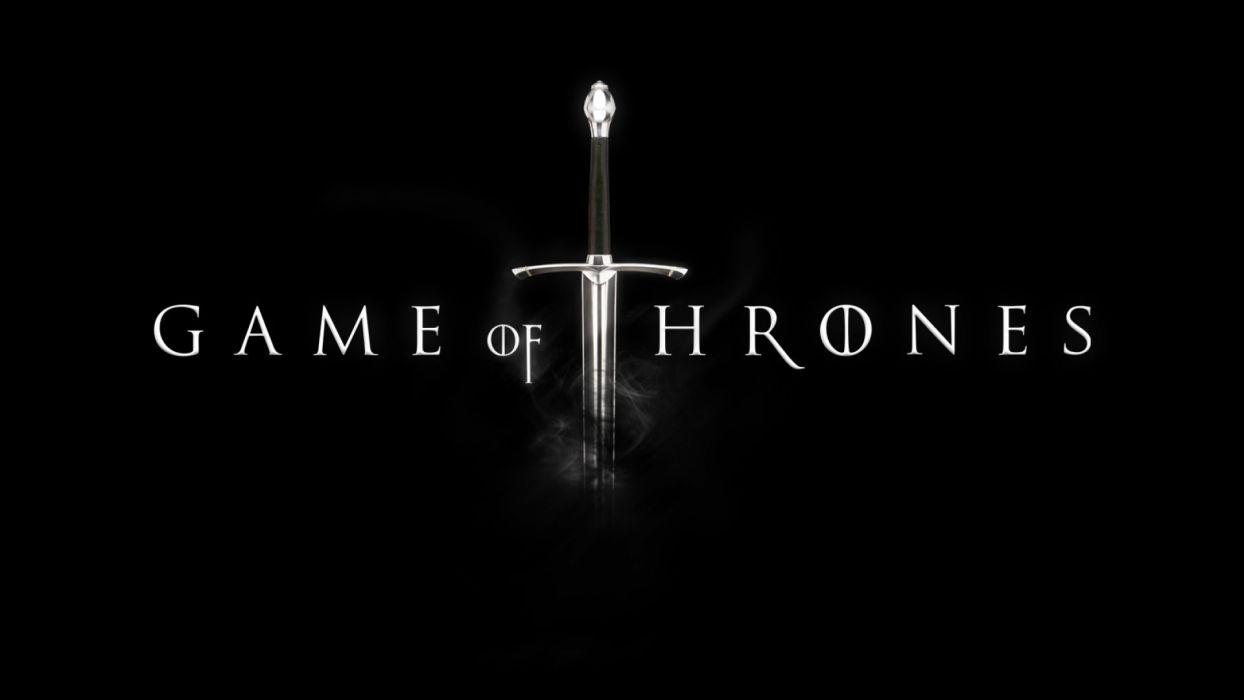 Game of Thrones swords wallpaper