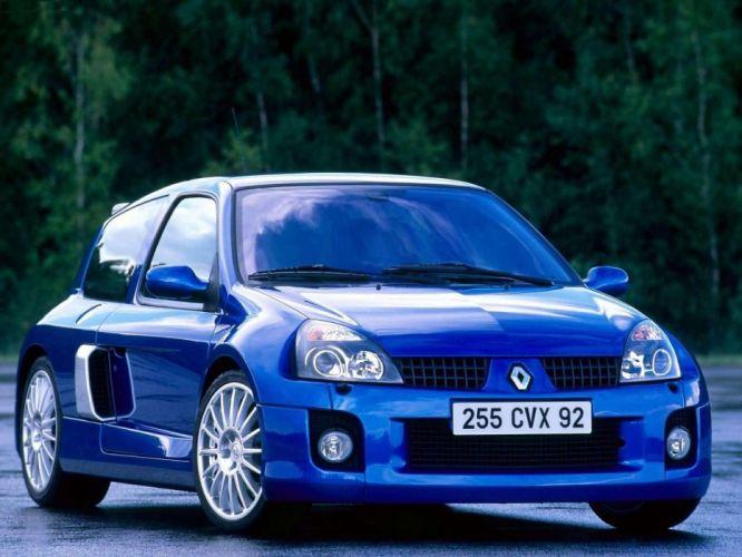 Renault Clio Renault Clio V6 wallpaper