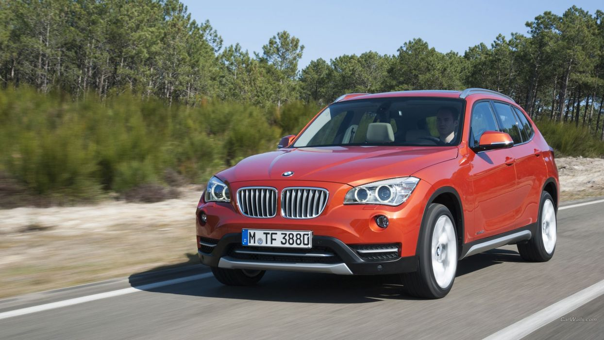 BMW cars BMW X1 wallpaper