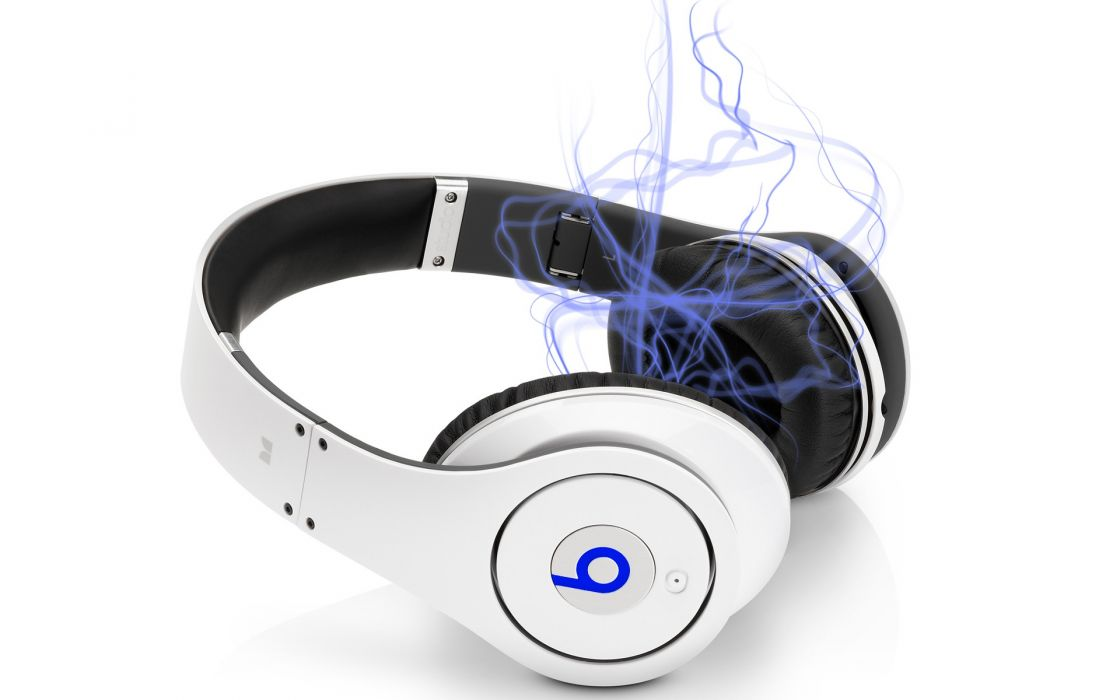 headphones music beat headsets wallpaper