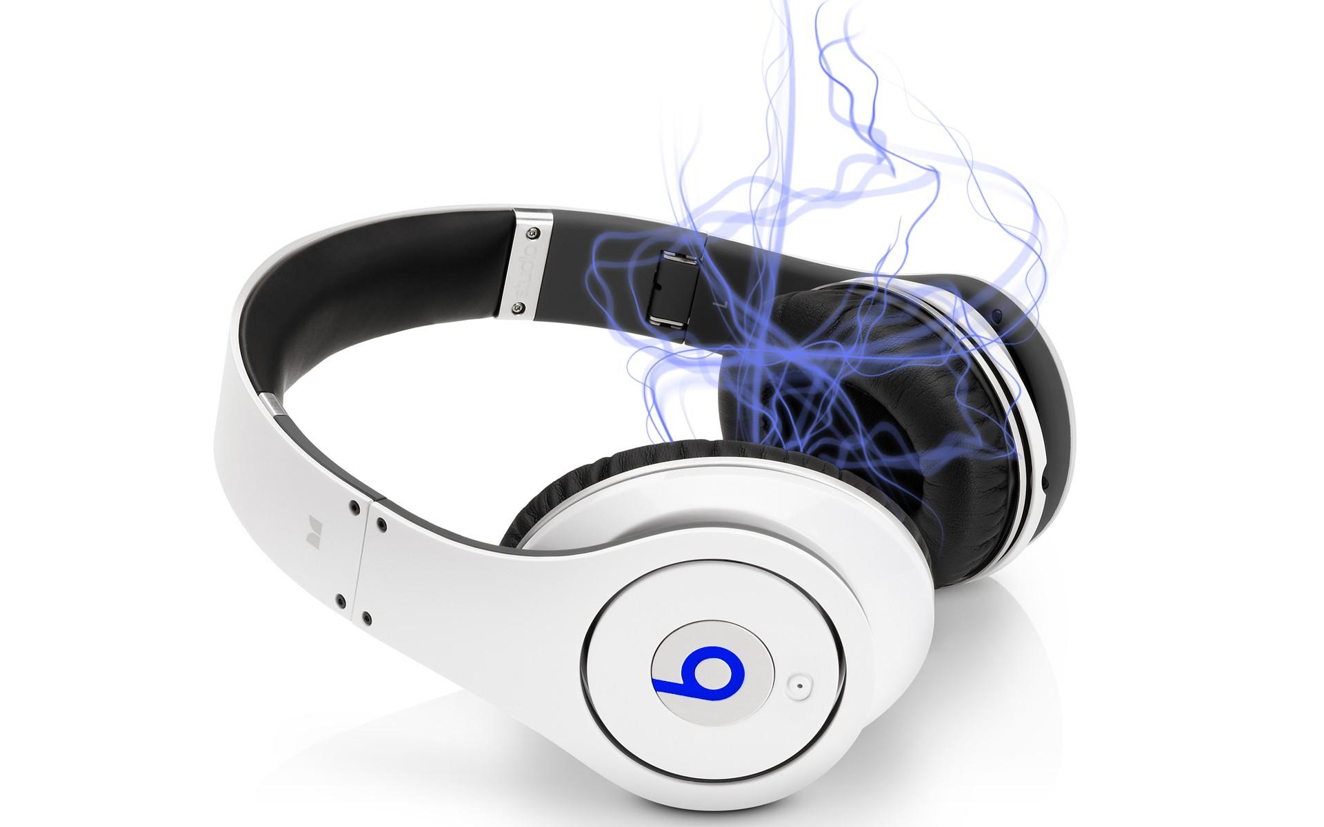 Headphones Music Beat Headsets Wallpaper