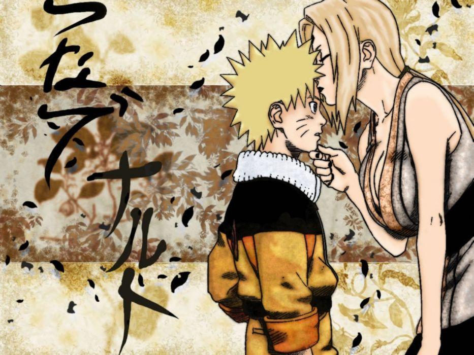 Tsunade Naruto: Shippuden Uzumaki Naruto wallpaper
