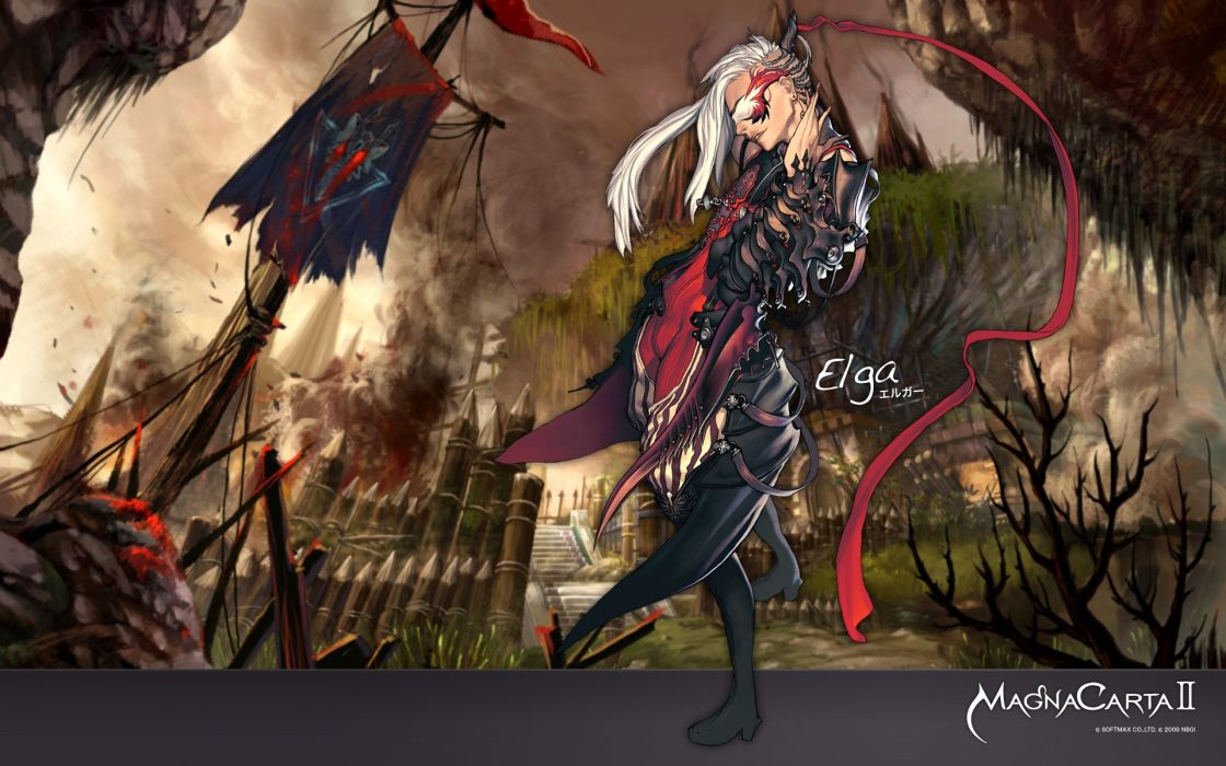 video games fantasy art Magna Carta Hyung-tae Kim wallpaper