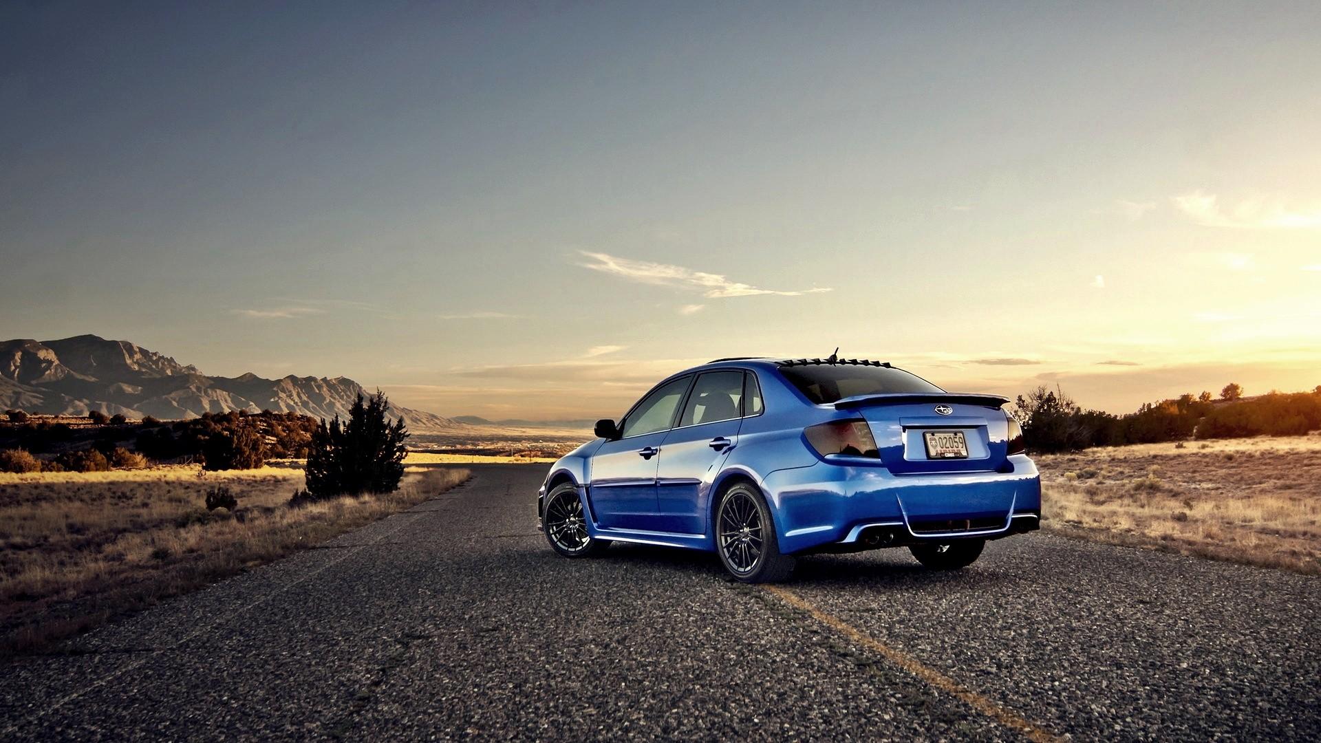 Cars Subaru Roads Vehicles Subaru Impreza Subaru Impreza Wrx Sti