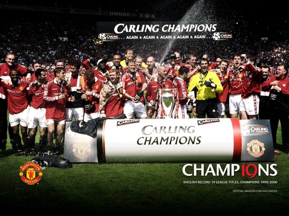 soccer cups alex ferguson Manchester United football teams football legend wallpaper