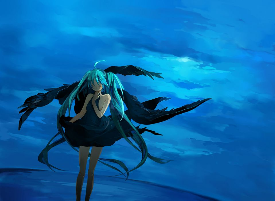 Vocaloid Hatsune Miku wallpaper