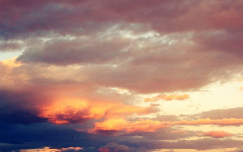 clouds magic skyscapes wallpaper