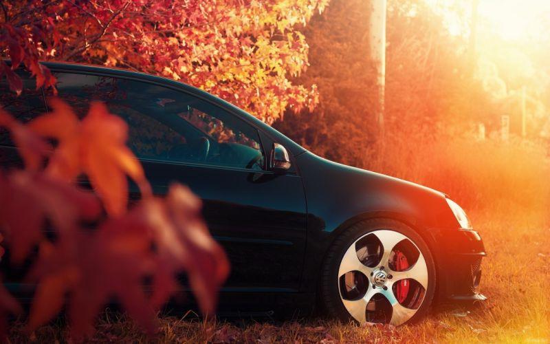 cars golf Volkswagen wallpaper