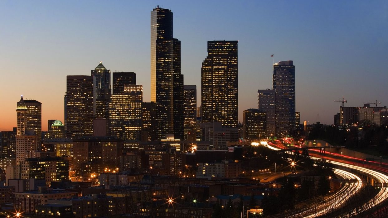 cityscapes lights architecture wallpaper