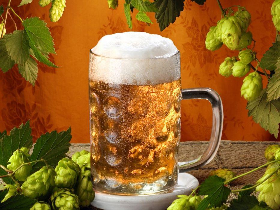 beers drinking wallpaper