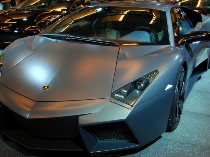 Italy Lamborghini Reventon Limited Edition roadster wallpaper