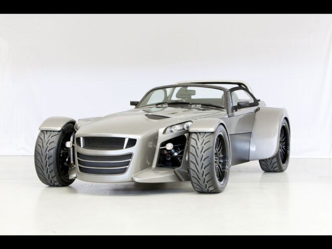 cars vehicles Donkervoort roadster Donkervoort D8 GTO wallpaper