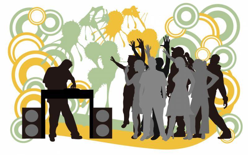 sound artwork wallpaper