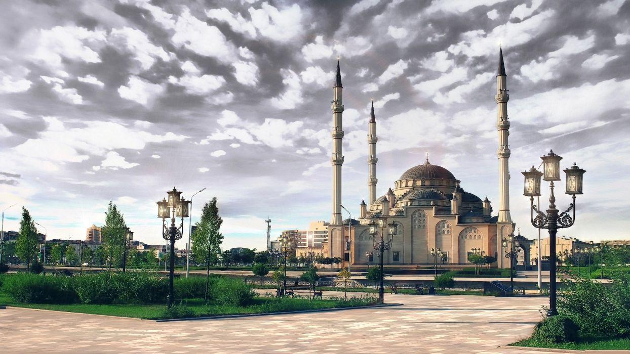 architecture buildings mosques wallpaper
