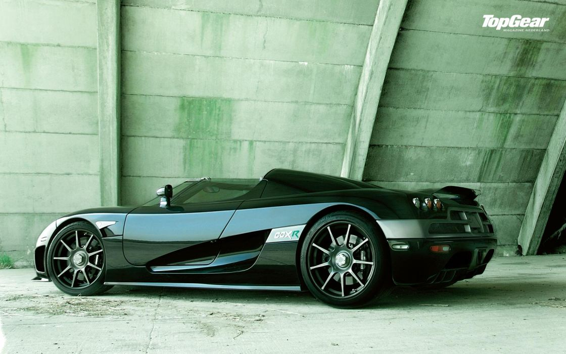 cars Top Gear Koenigsegg Koenigsegg CCXR wallpaper
