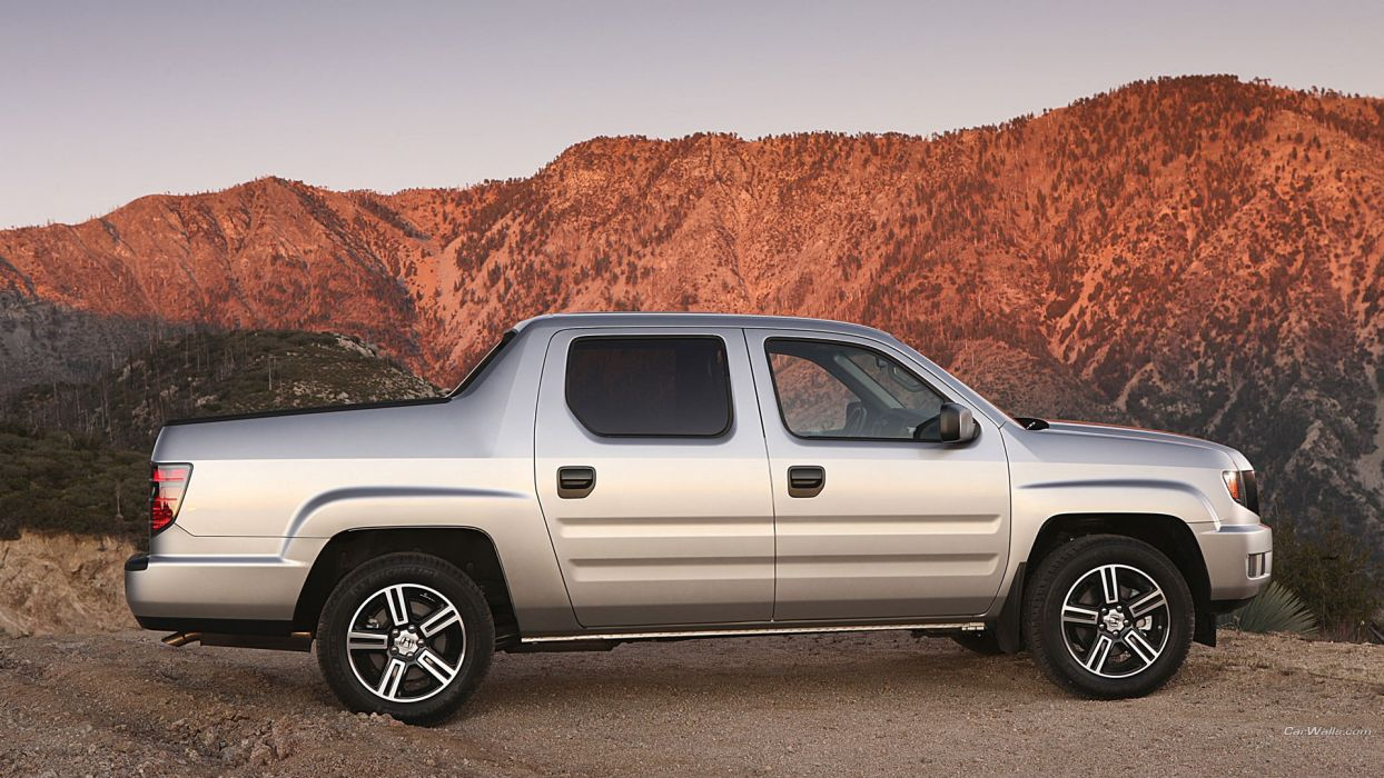 Honda cars Honda Ridgeline wallpaper