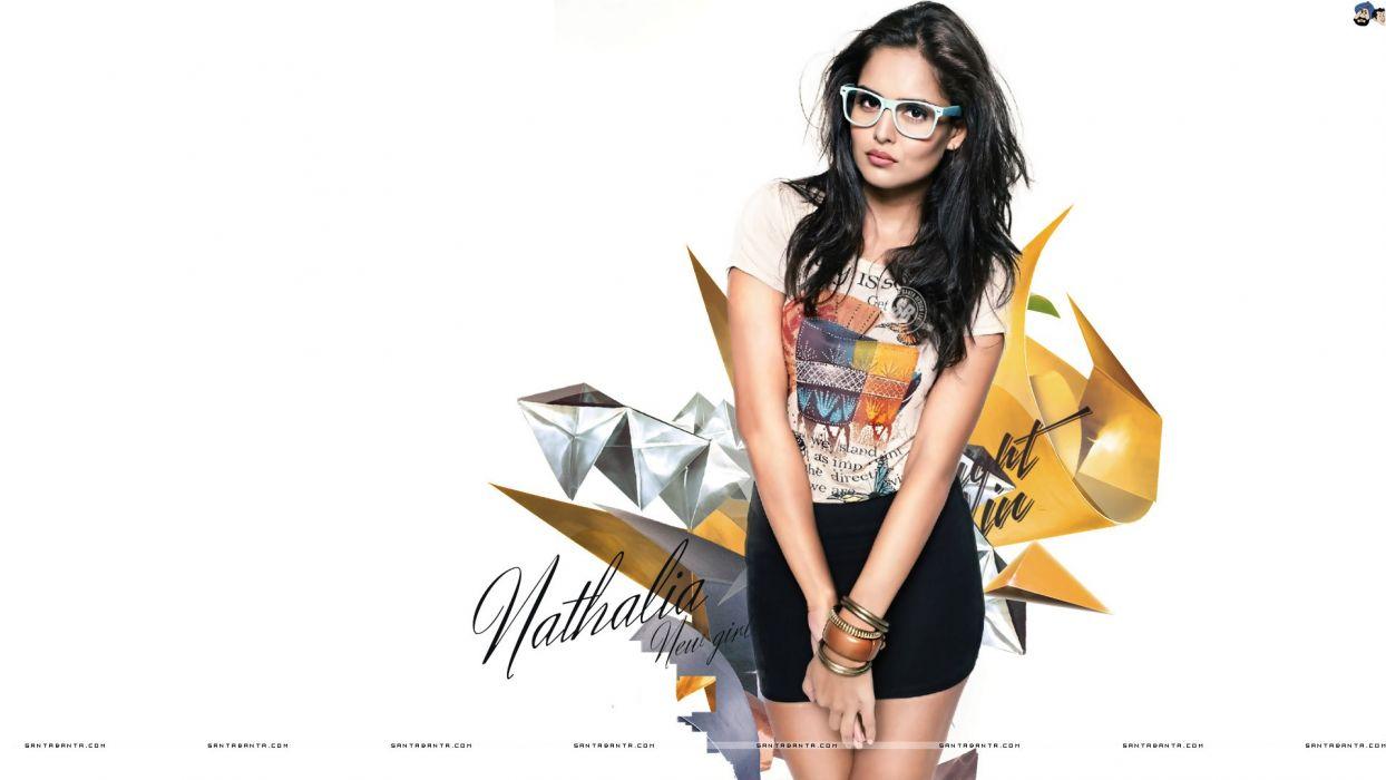 Nathalia Kaur wallpaper