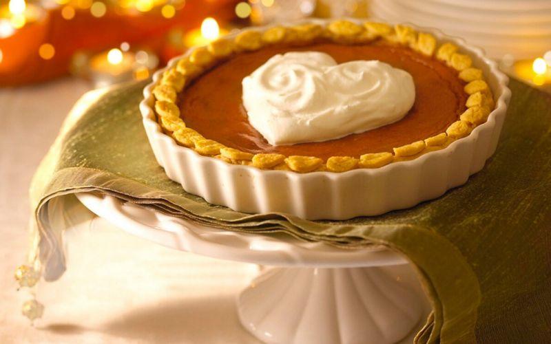 desserts pie pumpkin pie wallpaper